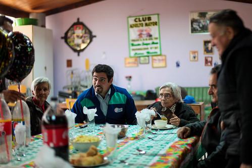 Club de personas mayores