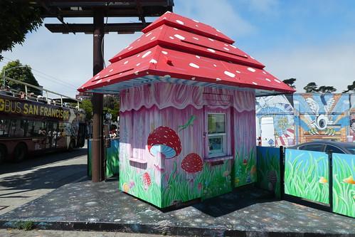 graffiti, Haight-Ashbury, San Francisco
