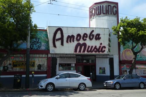 Amoeba Music, Haight-Ashbury, San Francisco