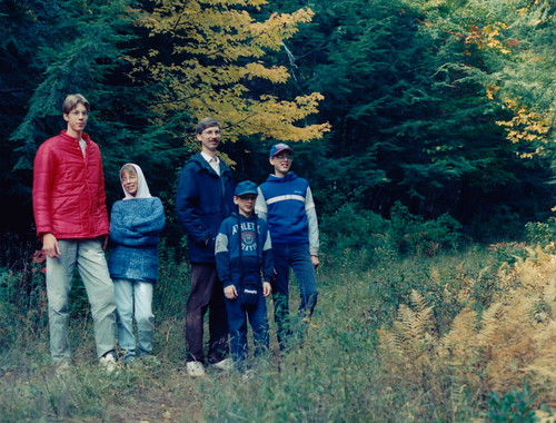 Autumn 1997 – Beaconsfield, Nova Scotia