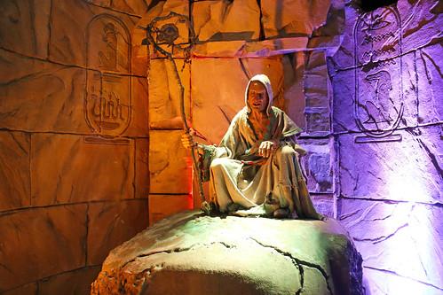Challenge of Tutankhamon - Walibi Belgium (Belgium)