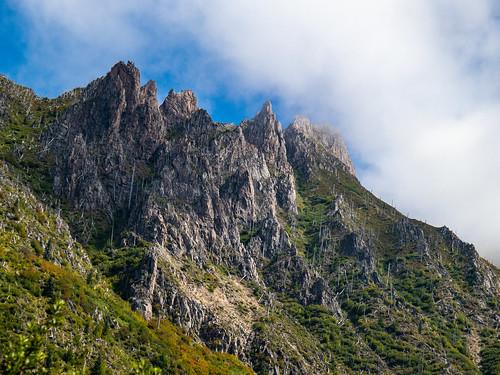 Minnie Peak, Mt St Helens National Monument-1