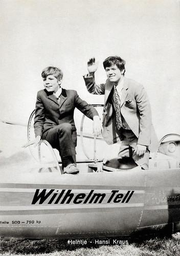 Heintje and Hansi Kraus in Hurra, die Schule brennt - Die Lümmel von der ersten Bank IV. Teil (1969)