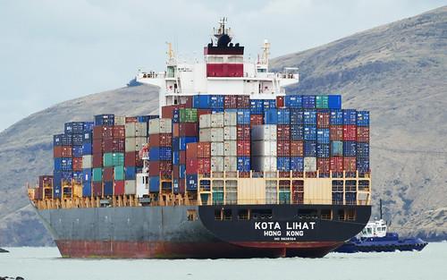 KOTA LIHAT.Container Ship.