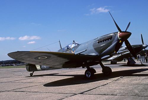 VS Spitfie HF Mk.IXe MJ730 06-09-96