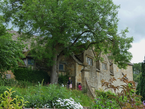 Priest's House and workshop at Snowshill Manor from the Elder Court