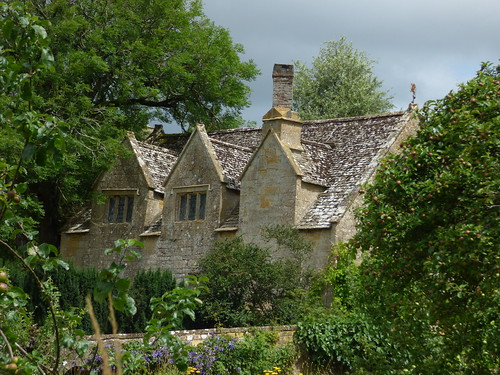 Priest's House and workshop at Snowshill Manor