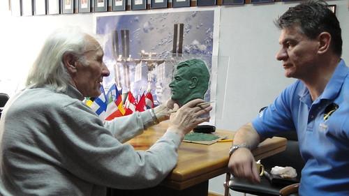 Фото Ивана Миско. Астронавт Паоло Несполи. Photo by Ivan Misko. Astronaut Paolo Nespoli (2)