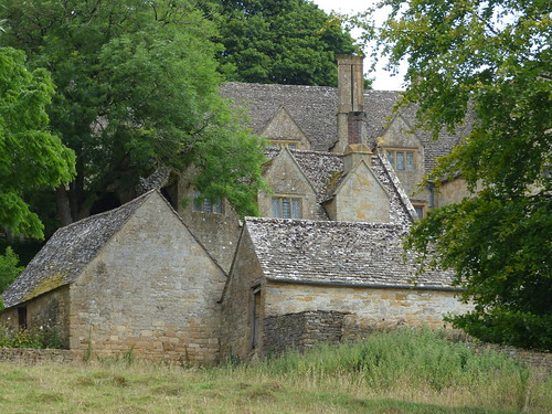 Snowshill Manor, Priest's House, Sancta Maria Byre and Jolly Roger