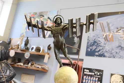 Фото Ивана Миско. Скульптура полет в космос. Photo by Ivan Misko. Sculpture space flight (11)