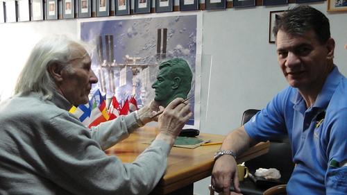 Фото Ивана Миско. Астронавт Паоло Несполи. Photo by Ivan Misko. Astronaut Paolo Nespoli (3)