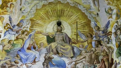 Jésus-Christ Jugement universel.