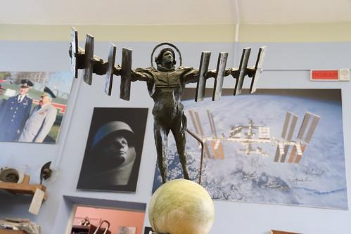 Фото Ивана Миско. Скульптура полет в космос. Photo by Ivan Misko. Sculpture space flight (10)