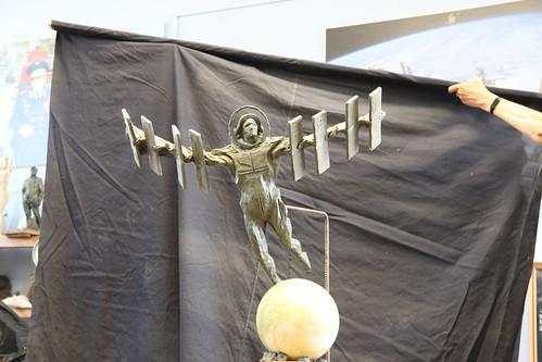 Фото Ивана Миско. Скульптура полет в космос. Photo by Ivan Misko. Sculpture space flight (7)
