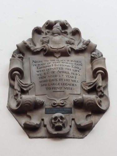 Monument, All Hallows-on-the-Wall