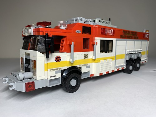 Pasalego Fire Department US&R 69