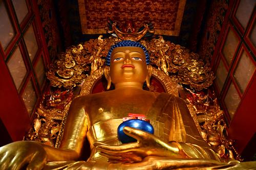 Ralong Monastery (New) : Borong, South Sikkim, Eastern Himalaya, India - III