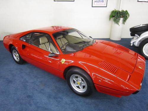 Ferrari 308 - Magnum PI