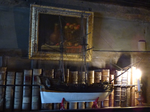 Snowshill Manor - the collection of C. P. Wade - Model ship