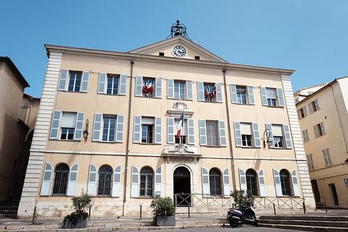 Antibes - Hotel de Ville