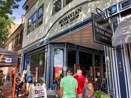 Moravian Book Shop