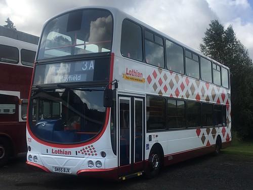 Lothian Buses Volvo B7TL/Wright Eclipse Gemini