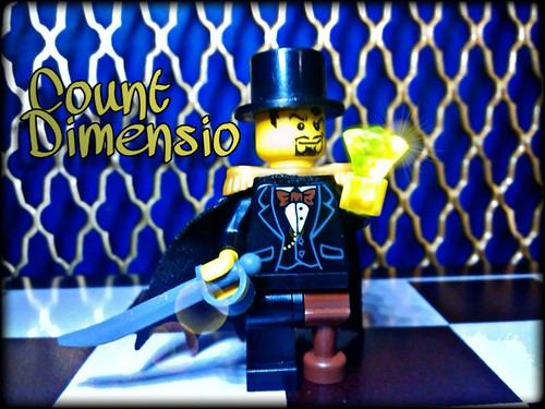 Count Dimensio's Biographical introduction.
