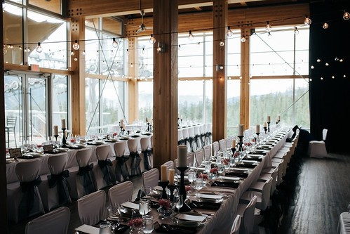 Luxury Wedding venue with spectacular views