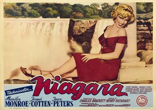 Poster - Niagara