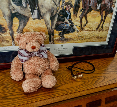 Aggie Rings and Little Aggie Bear