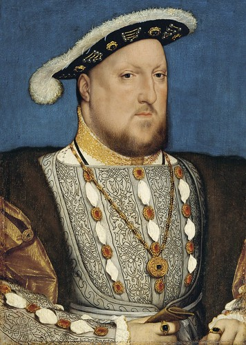 Hans Holbein d. J., König Heinrich VIII. (King Henry VIII)