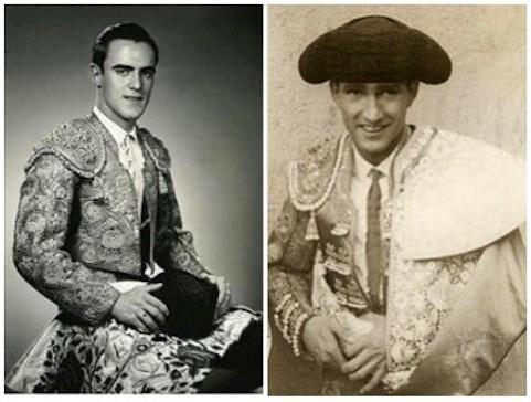 Brothers Manuel and Carlos Arruza