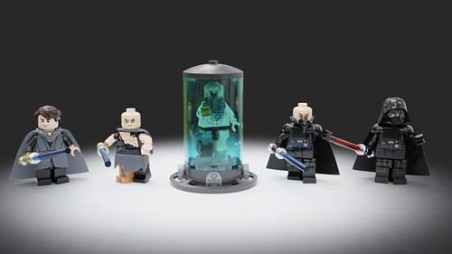Anakin Skywalker evolution (read desc)