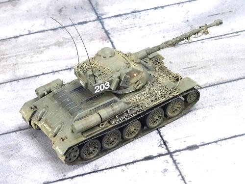 1:72 T-34/105Ö; vehicle