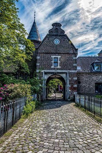 Cute Castle Neersen-2