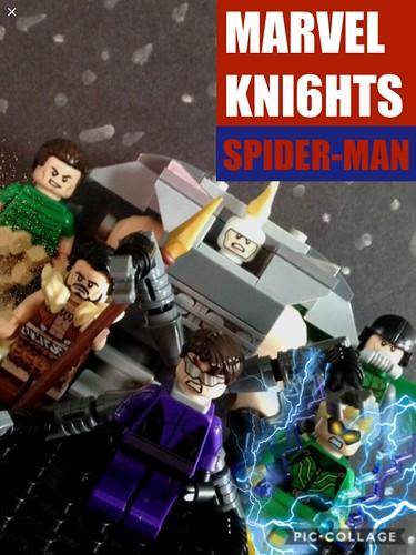 Marvel Knights: Spider-Man, Issue Fourteen