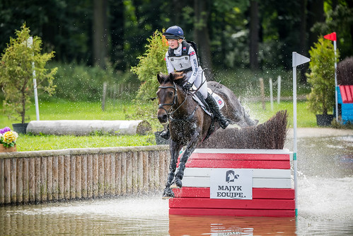 FEI European Championships Strzegom 2019 - Ponies - Eventing