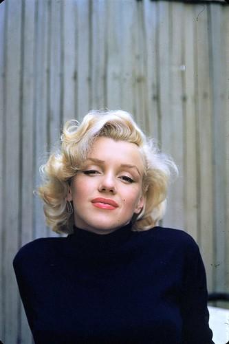 Marilyn Monroe fotografiada por Alfred Eisenstaedt - Marilyn Monroe: la poeta que se convirtió en sex symbol