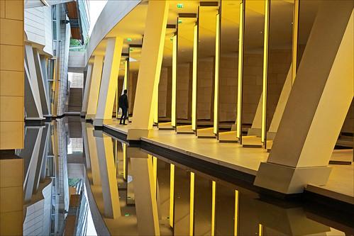 Inside the horizon (Fondation Louis Vuitton, Paris)