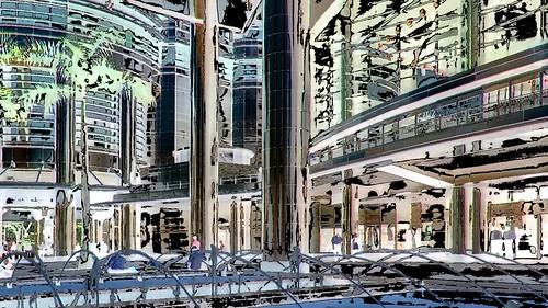 Malaysia - Kuala Lumpur - Petronas Twin Towers - 50ee