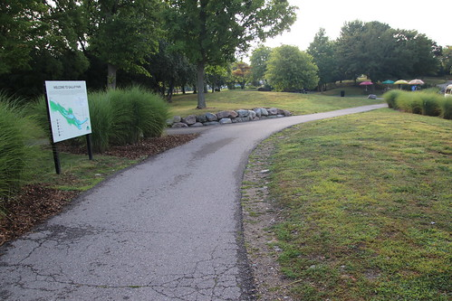 Runyon's Visit to Gallup Park (Ann Arbor, Michigan) - August 17th, 2019