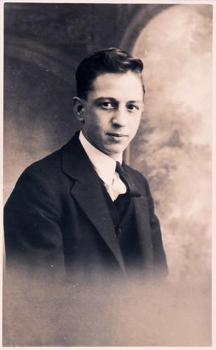 Studio Man in 1928. And Bill Maynard.