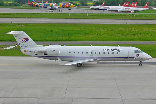 D-ACRB Bombardier CRJ-200ER Eurowings cn 7570