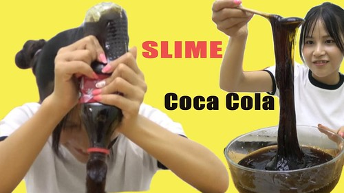 DIY Coca-Cola Slim, Funny Slim Video