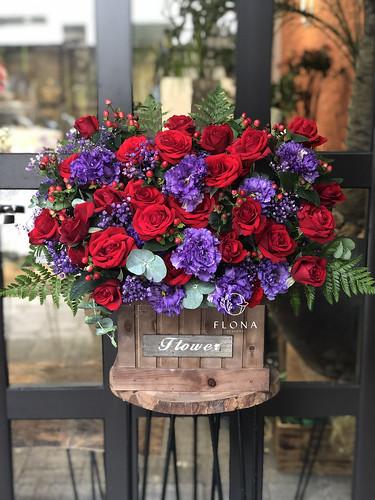 Một số lời nhắn yêu thương khi tặng hoa Valentine