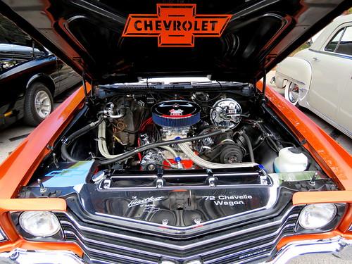 1972 Chevelle Wagon.