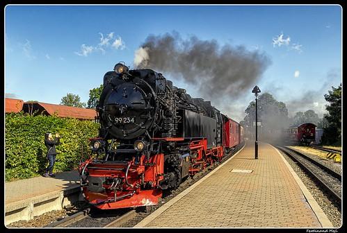 HSB_BR 99 234_Wernigerode_Bahnhof Wernigerode-Westerntor_Harz_Sachsen-Anhalt_DE