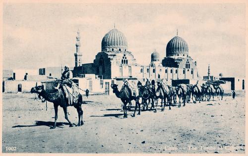 Cairo - Caliph Tombs