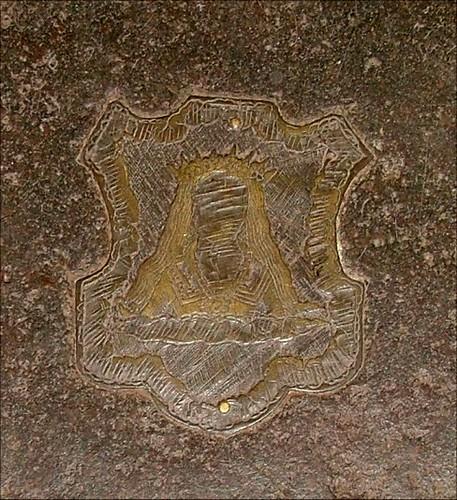 Christ the Man of Sorrows (1554, vandalised)