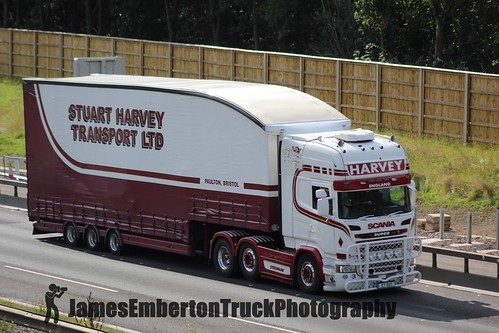 Stuart Harvey Transport E7 SHT